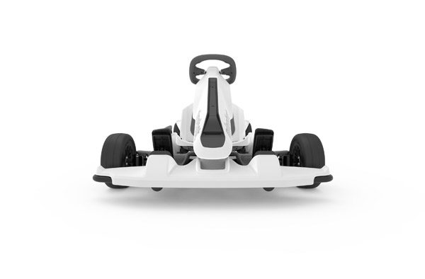 Ninebot Go Kart Front View