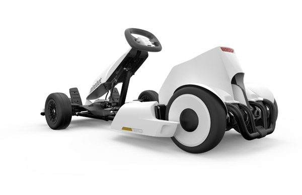 Ninebot Go Kart Side View