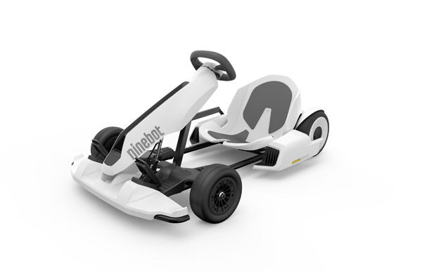Ninebot Go Kart Top View