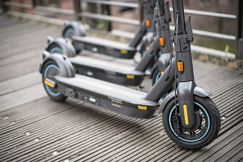 Electric Scooter UK Trial